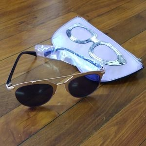 Mary Kay Sunglasses With Case